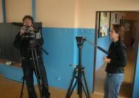 Příprava natáčení
