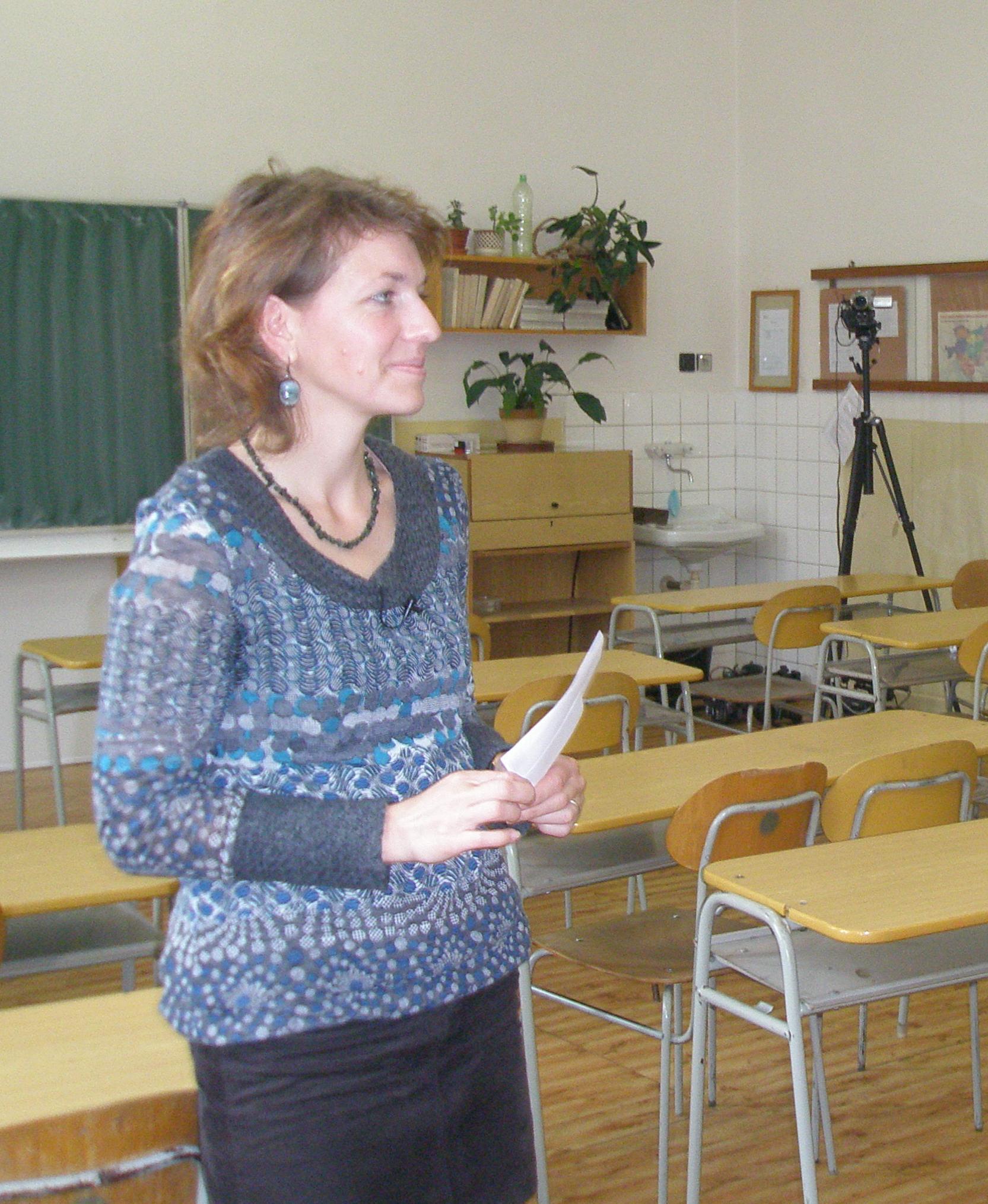 Mgr. Hana Antonínová Hegerová