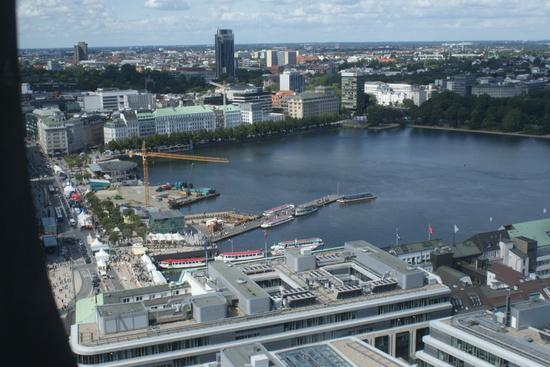 Hamburg a Německo