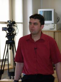 RNDr. Miroslav Jílek, Ph.D.
