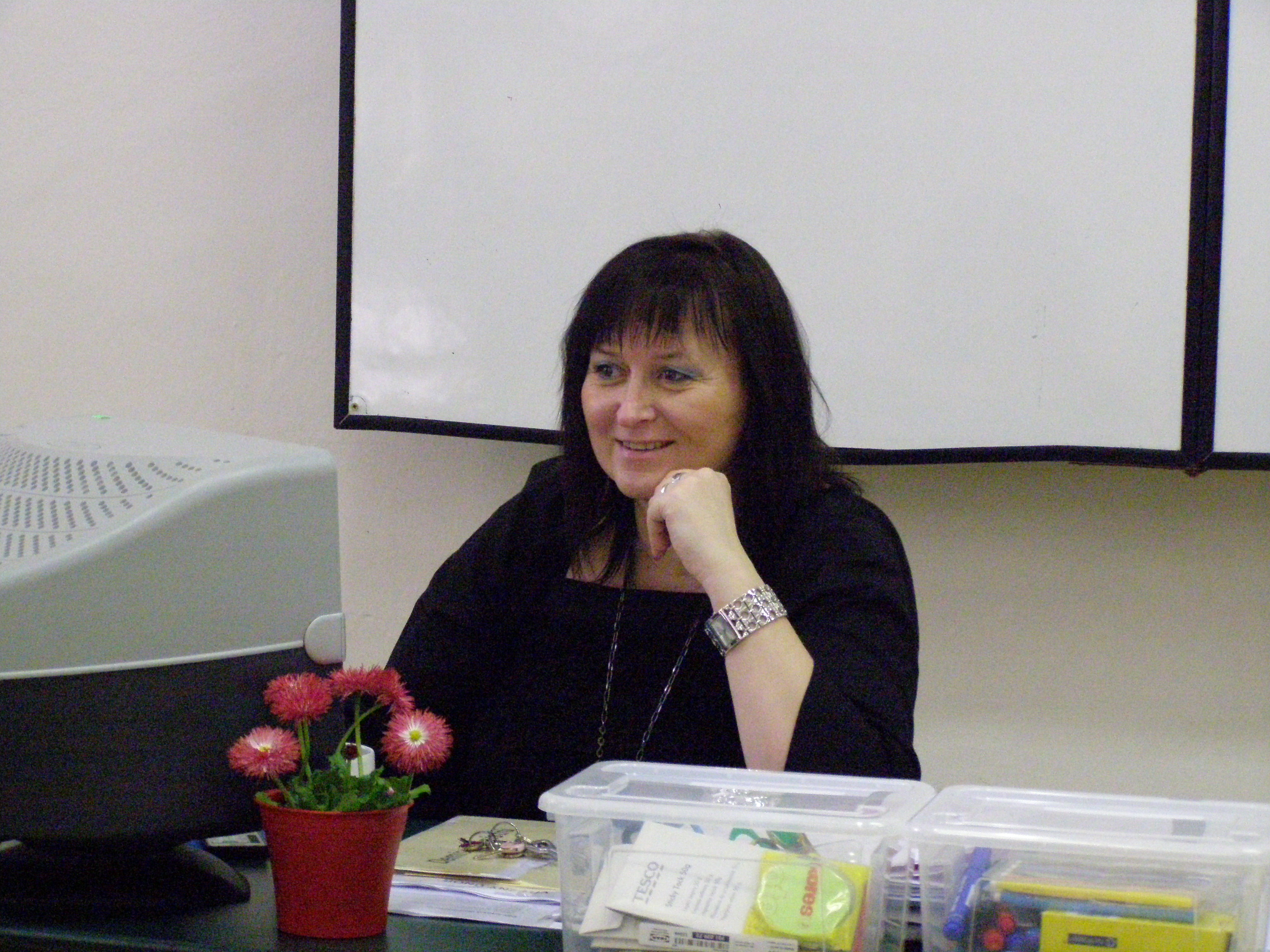 Mgr. Andrea Baumannová