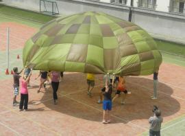 aktivity s padákem