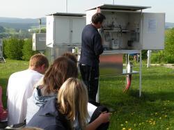 meteorologická stanice Svratouch