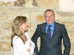 Mgr. Jitka Jarníková a dr. Tupý (VÚP v Praze)
