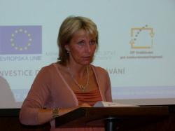 PhDr. Stanislava Krčková (VÚP v Praze)