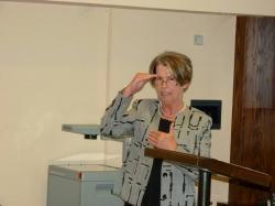 doc. Michaela Píšová - vedoucí výzkumného týmu ve 3. etapě výzkumu
