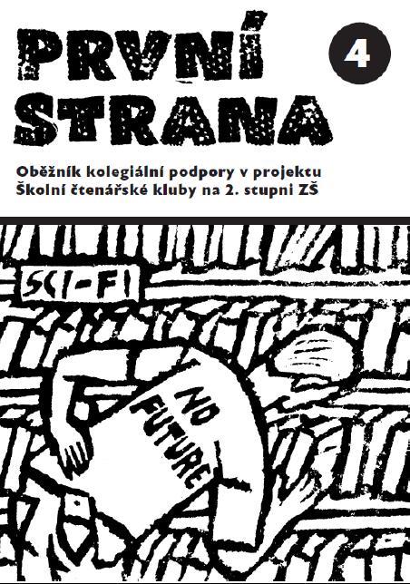 První strana časopisu První strana