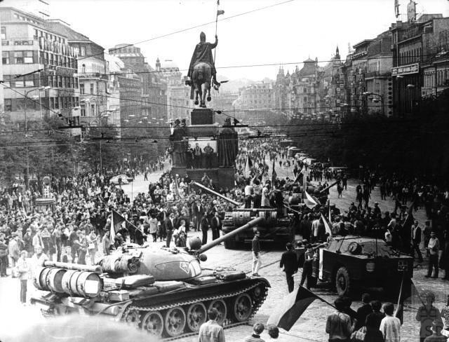 I cinquant'anni della Primavera di Praga, l'altro '68