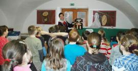 Environmentálně zaměřený program v muzeu v Berouně